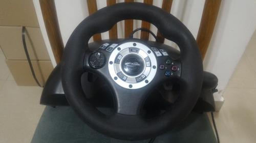 volante con pedales para ps3 pc
