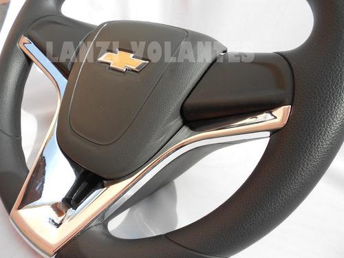 volante cruze corsa wind classic prisma celta + cubo cromado