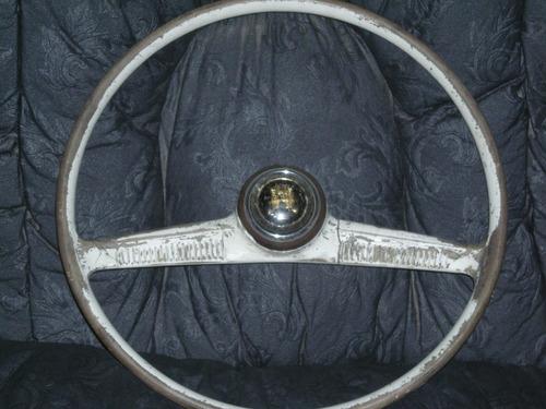 volante de fusca oval