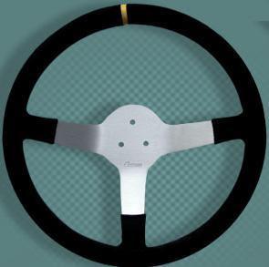 volante deportivo competicion rally de 3 y 2 rayos oferta