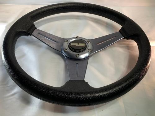 volante deportivo tuning racing auto titanio vdt11-64
