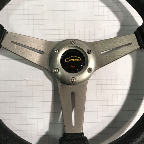 volante deportivo tuning racing car auto oferta vdt1-1