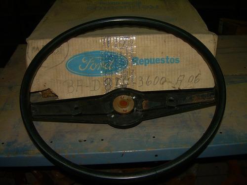 volante direccion ford falcon 78/82 nuevo legitimo