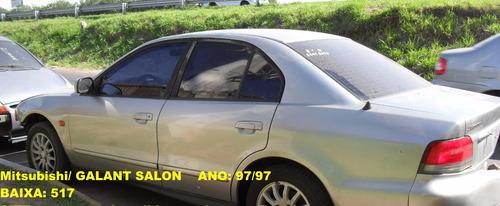 volante direção p/airbag galant 97