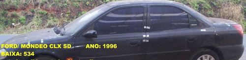 volante direção s/airbag mondeo 96