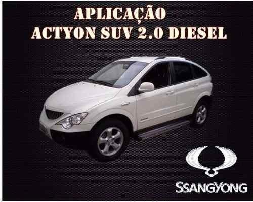 volante do motor ssangyong actyon e kyron 2.0 16v