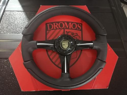 volante dromos 320mm excalibur