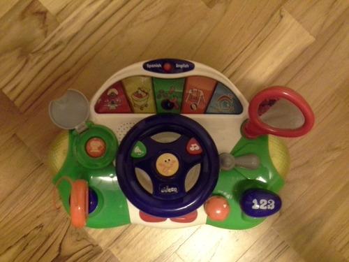 volante educativo chicco