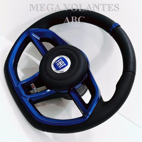 volante esportivo golf gti azul palio uno mille fire stilo