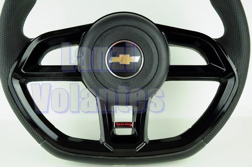 volante esportivo golf gti corsa wind classic celta gm preto