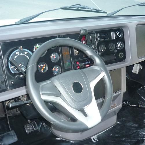 Volante Esportivo Para Caminhão Volvo Fh C/cubo Modelo Cruze