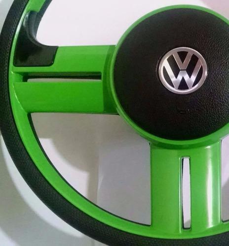 volante esportivo rally verde voyage saveiro quadrada polo
