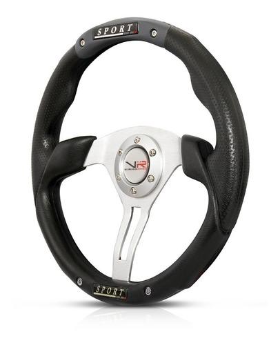 volante esportivo veloce racing pt5147