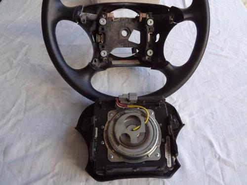 volante ford ranger 95/08 pouco uso semi zero confira