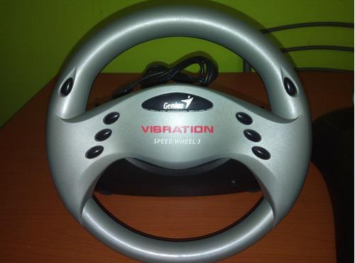 volante genius speed wheel 3 para pc
