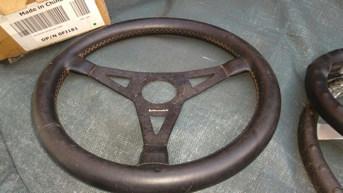 volante italiano guidosimplex - raro