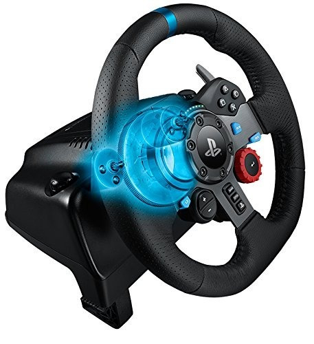 volante logitech driving force g29 racing para playstation