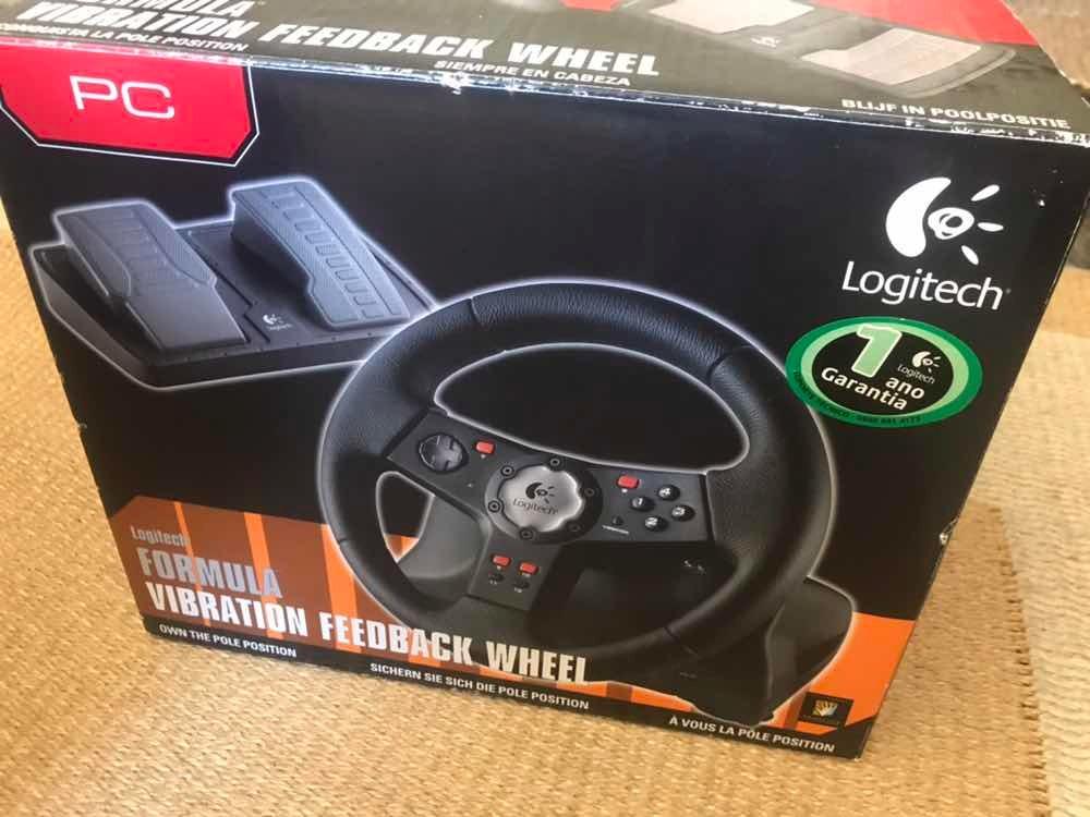 Vibration driver formula logitech feedback wheel