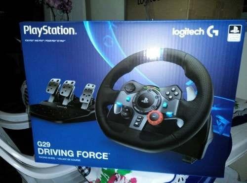 volante logitech g29 driving force ps4/ps3/pc pronta entrega