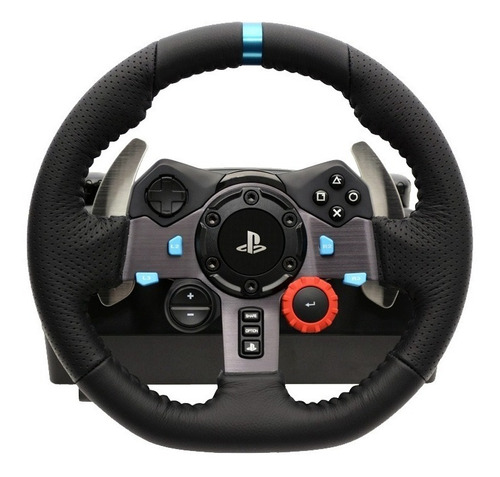 volante logitech g29 gamer + pedalera racing ps4 ps3 pc gtia
