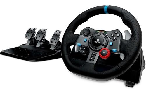 volante logitech g29 para playstation 4 ps3 pc - garantia de 2 anos direto com a ligitech