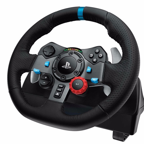 volante logitech g29 pedalera ps4 ps3 profesional gamer