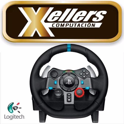 volante logitech g29 ps4 ps3 pc con pedalera profesional