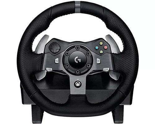 volante logitech g920 driving force con pedales para xbox pc