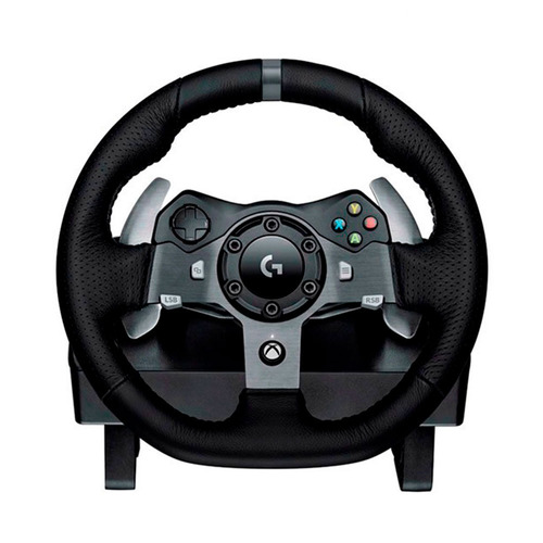 volante logitech g920 driving force para xbox pc
