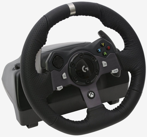volante logitech g920 driving force xbox one e pc/novo + pe