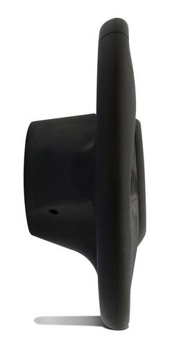 volante modelo original fiat siena 1997 a 2013 preto/prata