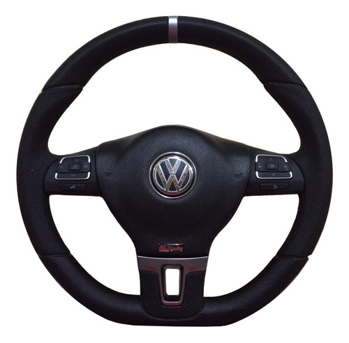 volante multifuncional vw sem airbag gol fox polo saveiro