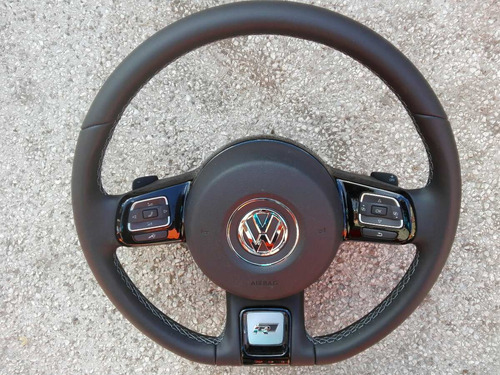 volante new beetle rline turbo dsg original
