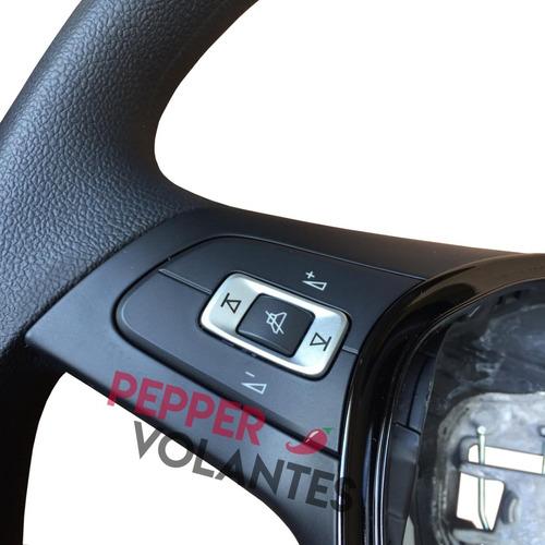 volante original g7 volkswagen multifuncional comando de som