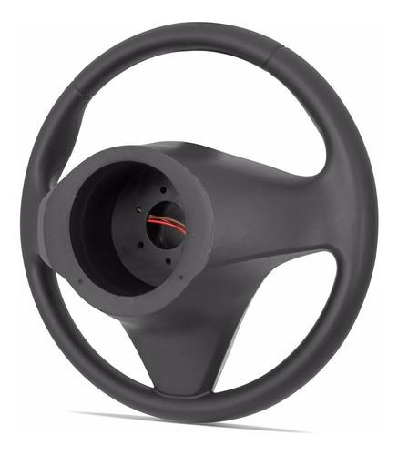 volante palio esportivo fiat comandos de som original c/ led