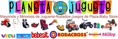 volante para karting a pedal autos o jeep planeta juguete