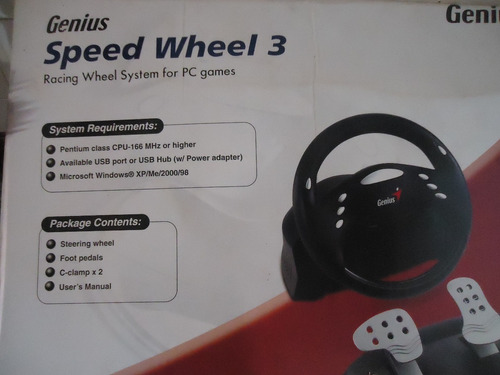 volante para pc genius