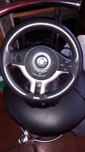 volante play 2 con pedales