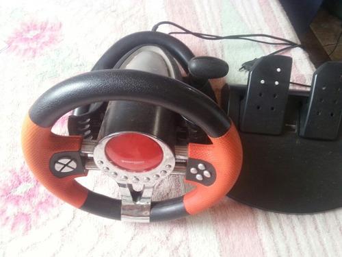 volante play 2 dotcom vendo ou troco por celular.