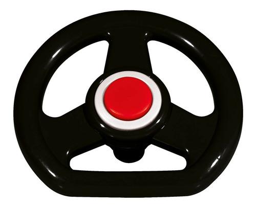 volante preto - linhas policar® politractor® - 7737