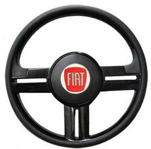volante rallye slim preto palio weekend 96 a 2004 + cubo