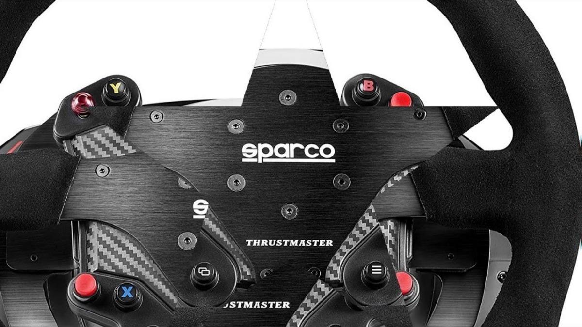 Volante Thrustmaster Ts Xw Racer Sparco Por Encomenda R 6647 New Carregando Zoom