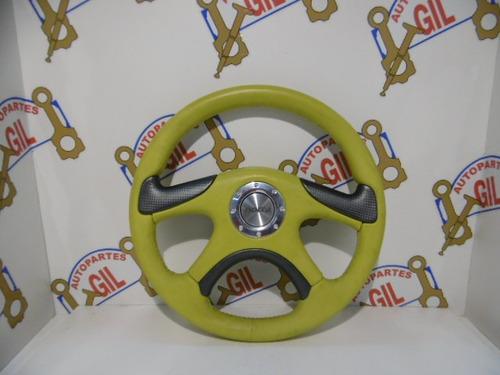 volante tuning sin massa - marca isotta - vt0006