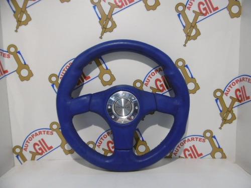 volante tuning sin massa - marca isotta - vt0028