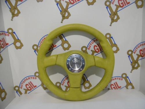 volante tuning sin massa - marca isotta - vt0029