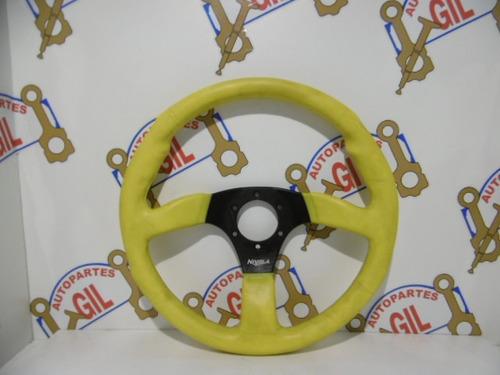 volante tuning sin massa - marca nibola rt - vt0025