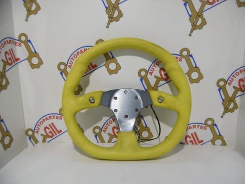 volante tuning sin massa - marca osx - vt0018