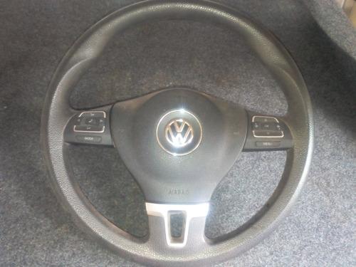 volante vw/fox sem airbag e sem tampa