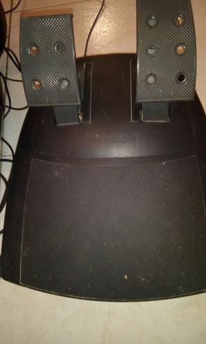 volante y pedales microsoft juegos para pc autos