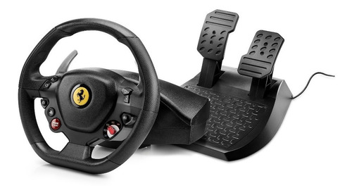 volante y pedales playstation 4 ps4 thrustmaster t80 gtb